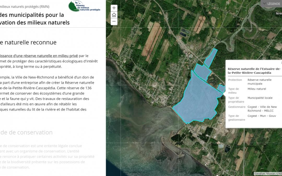 Une nouvelle carte narrative à l'intention des municipalités