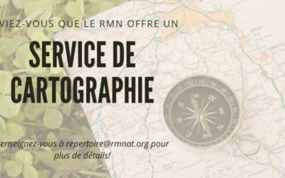 Service de cartographie