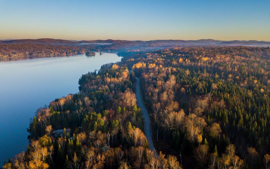 Nouvelle réserve naturelle : la 2e plus grande au Québec !